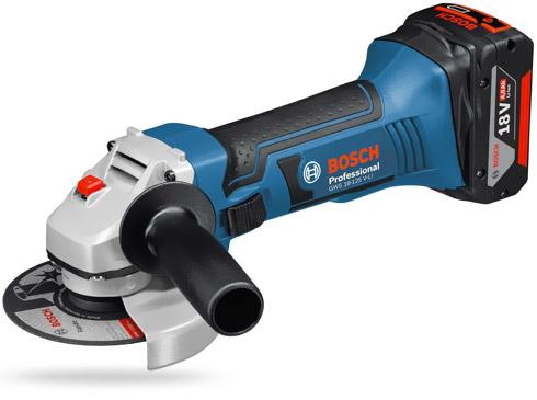 Bosch GWS 18-125