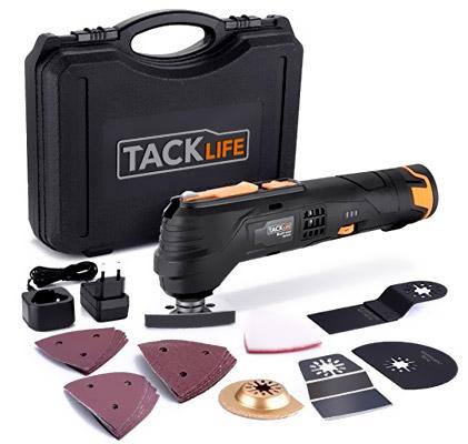 Tacklife PMT01B Multifonction