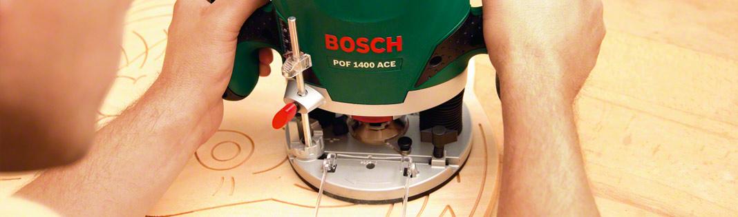 defonceuse à bois Bosch