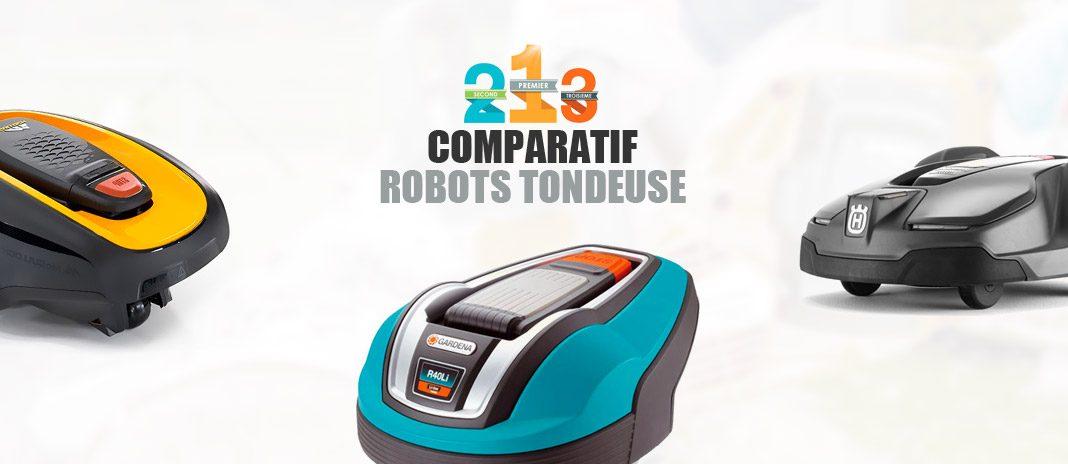 meilleurs robots tondeuse