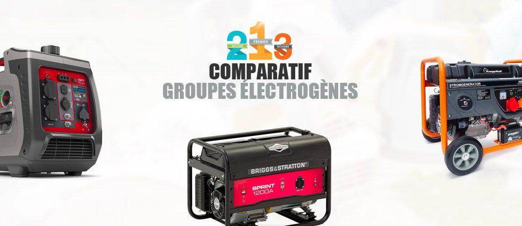 meilleur groupe electrogene